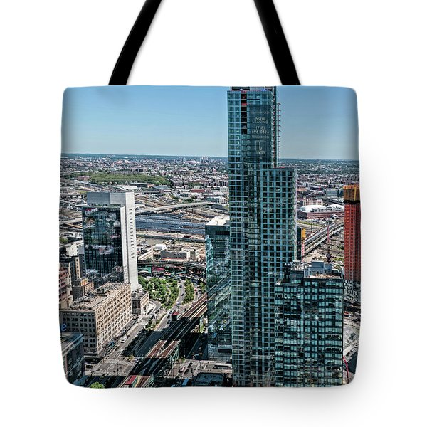 Tote Bag featuring the photograph Aug 23 2016 C by Steve Sahm