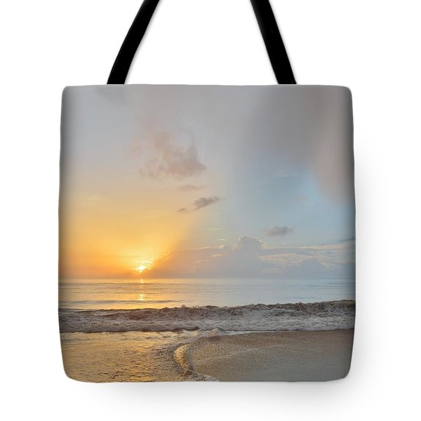 August 10 Nags Head Tote Bag