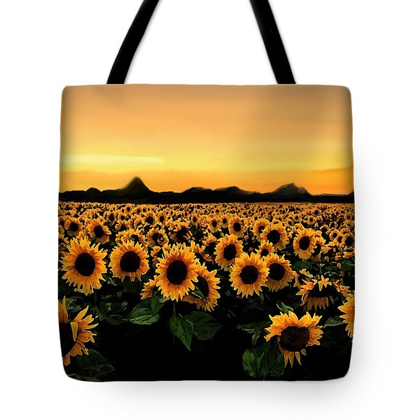 August 2015 Tote Bag