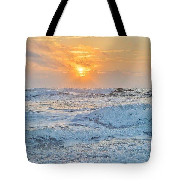 August 28 Sunrise Tote Bag