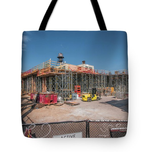 Tote Bag featuring the photograph August 5 2016 by Steve Sahm