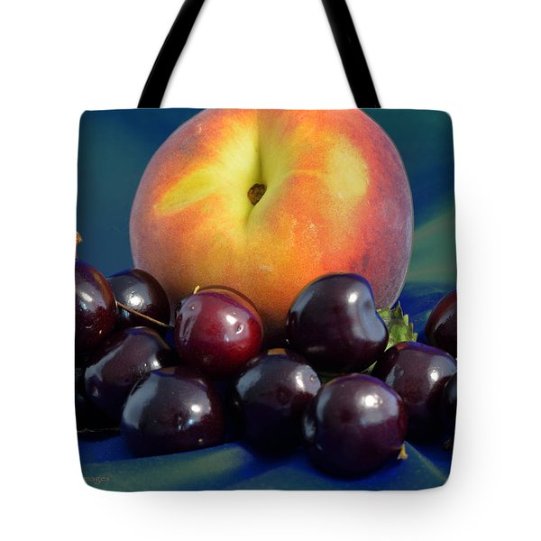 August Fruits Tote Bag