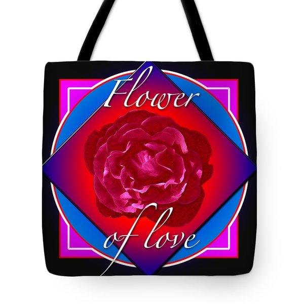 August Rose Tote Bag