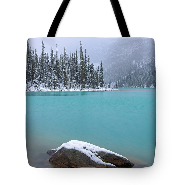 August Storm Tote Bag