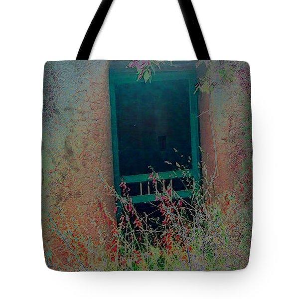 Augustines Door Tote Bag