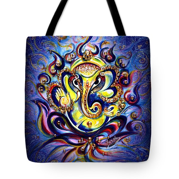 Aum Ganesha - Bliss Tote Bag