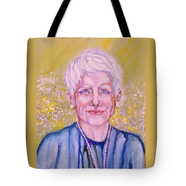 Aunt Betty Tote Bag