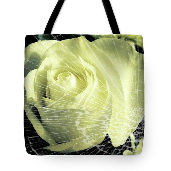 Aunt Edna's Rose Tote Bag