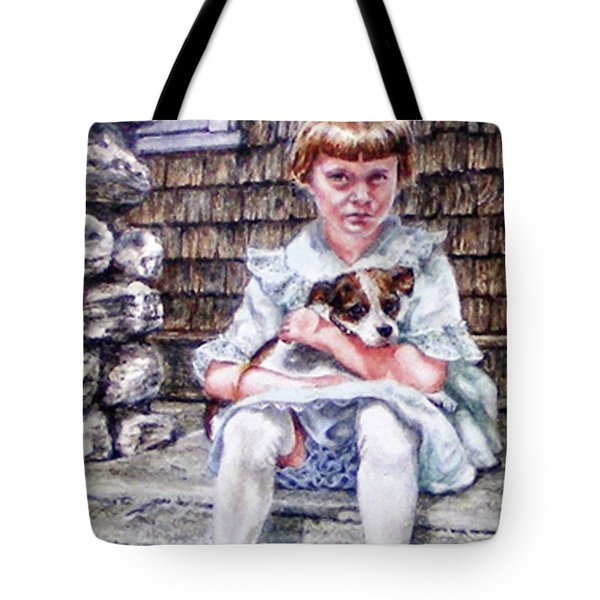 Aunt Eve 1919, Finders Keepers Tote Bag