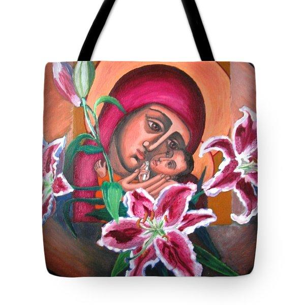 Aunt Katya's Icon Tote Bag
