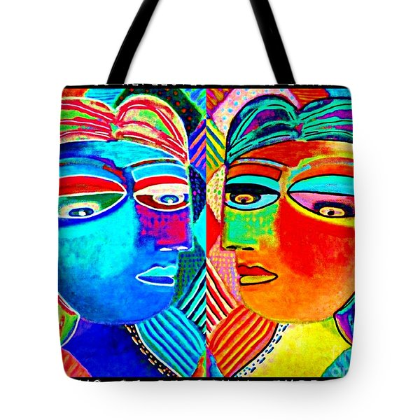 0 Aura Energy Refection Tote Bag