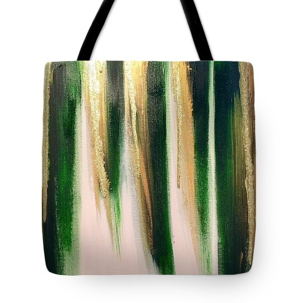 Aurelian Emerald Tote Bag