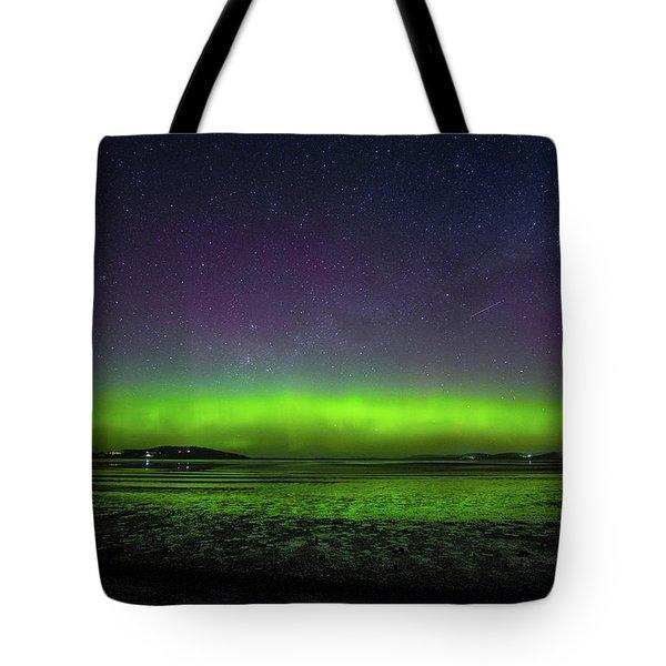 Aurora Australia Tote Bag