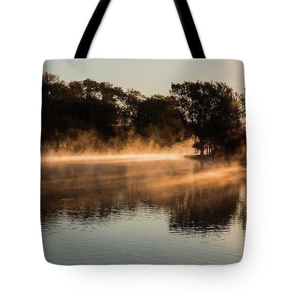 Aurora - Goddess Of The Dawn Tote Bag