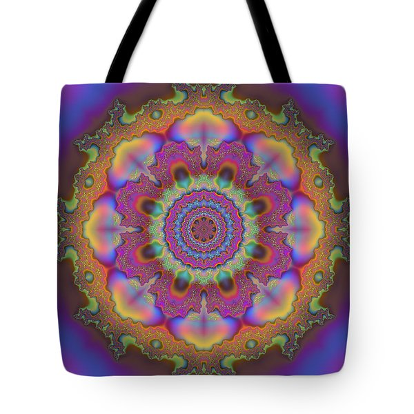 Aurora Graphic 026 Tote Bag by Larry Capra