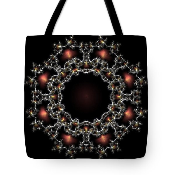 Aurora Graphics 025 Tote Bag by Larry Capra