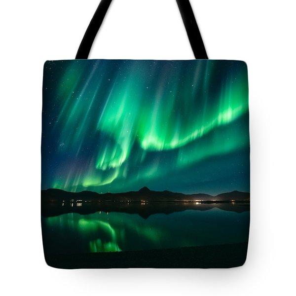 Aurora Surprise Tote Bag