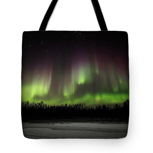 Aurora Wall Tote Bag