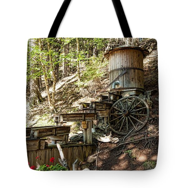 Ausable River Mining Company Tote Bag