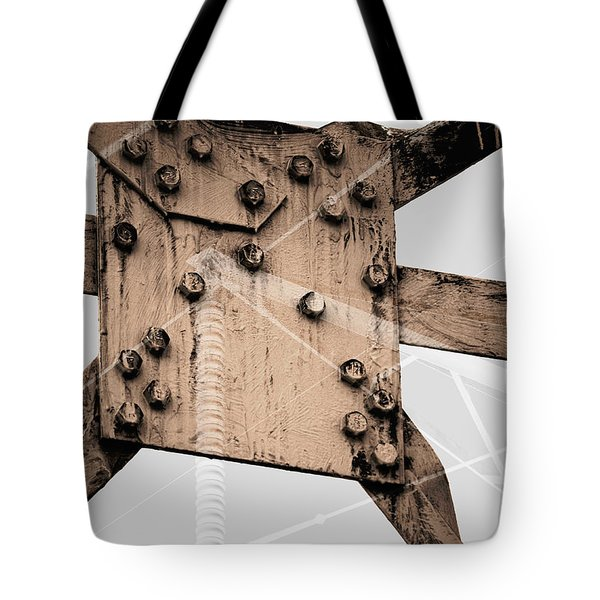 Austerity Of Form Tote Bag