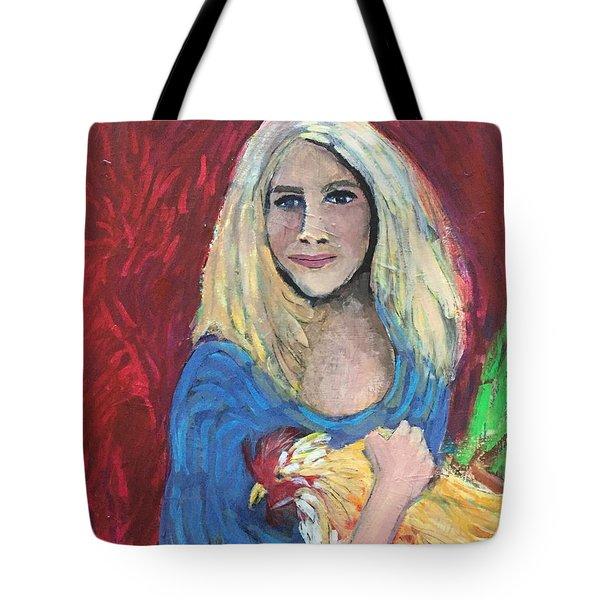 Austin Girl Tote Bag