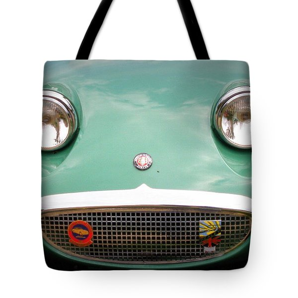 Austin Healey Sprite Tote Bag