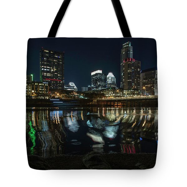 Austin Reflections Tote Bag