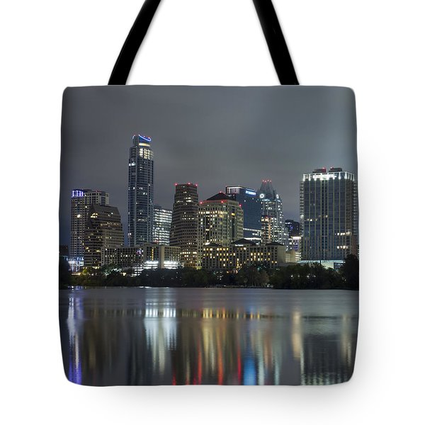 Austin Reflections Tote Bag