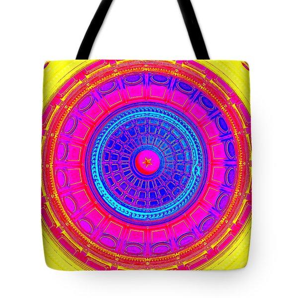 Austin Dome - A Tote Bag