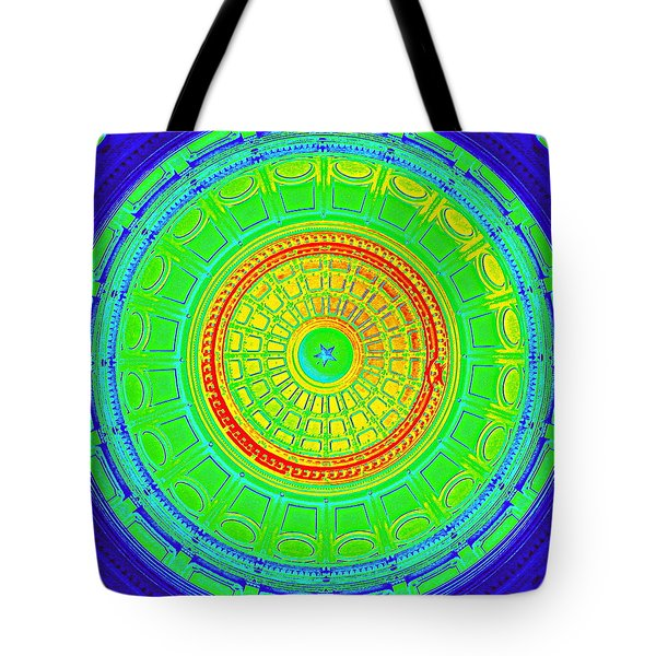 Austin Dome - B Tote Bag
