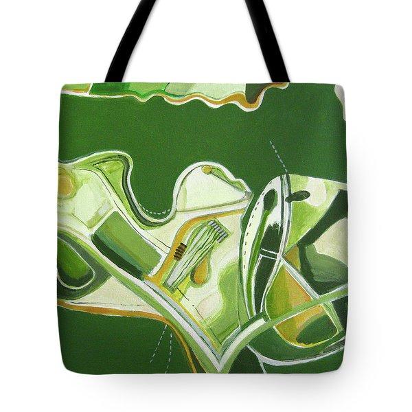 Australia Industrial Tote Bag by Toni Silber-Delerive