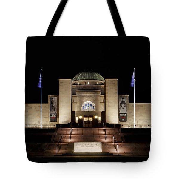 Australian War Memorial Tote Bag