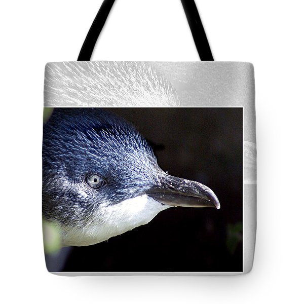 Australian Wildlife - Little Penguin Tote Bag