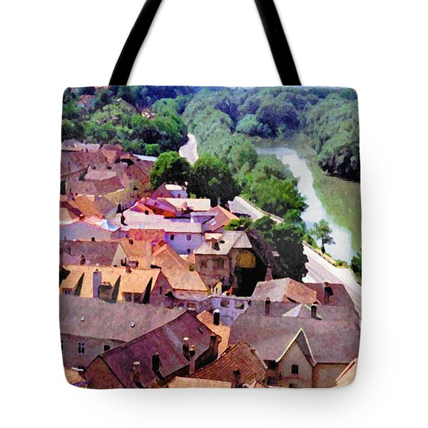 Austria Views 2 Tote Bag