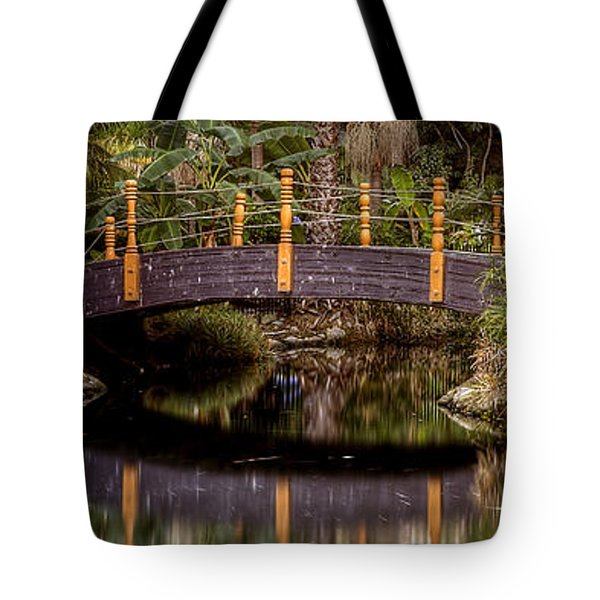 Auto Bridge Tote Bag