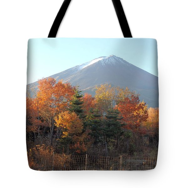 The Forest Of Creation Tote Bag