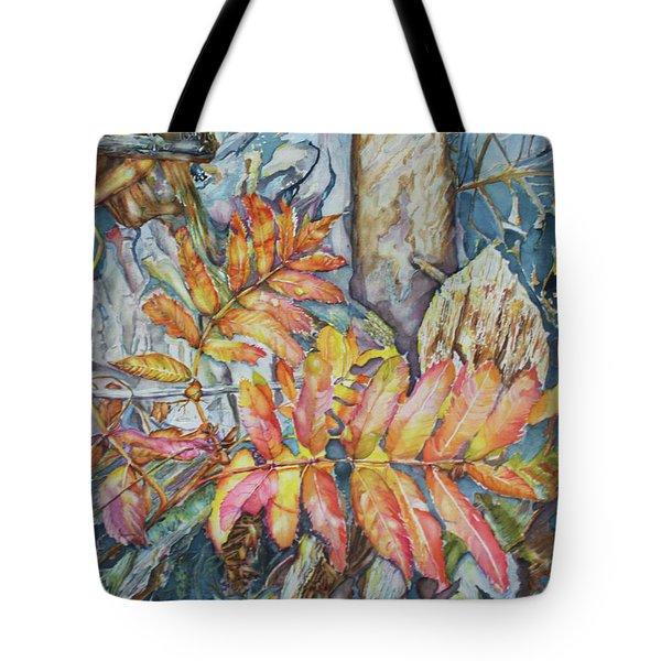 Autum Magic Tote Bag