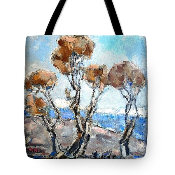 Autumn 12 Tote Bag