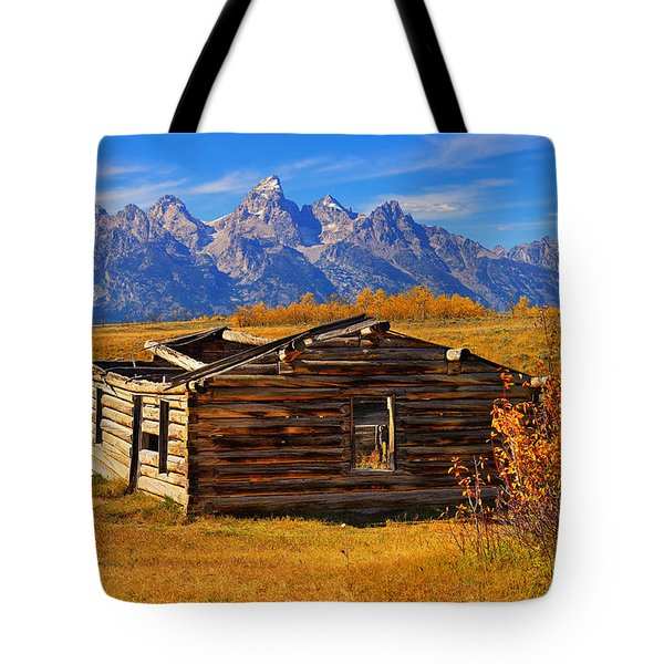 Autumn And Afterwards Tote Bag