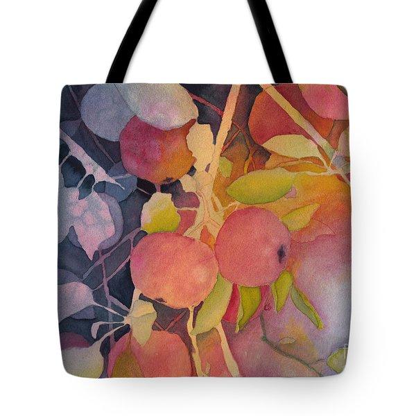 Autumn Apples Tote Bag