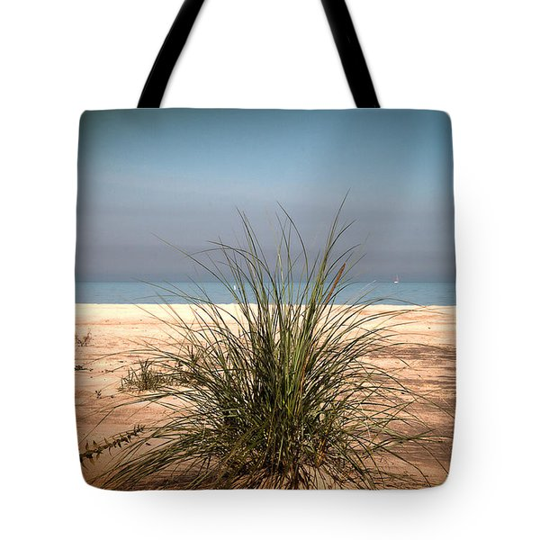 Autumn Beach Tote Bag