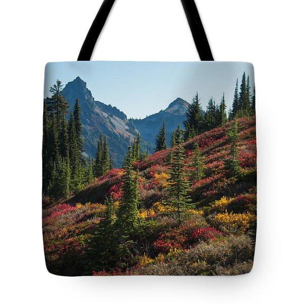 Autumn Beauty Tote Bag
