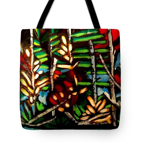 Autumn Blaze1 Tote Bag