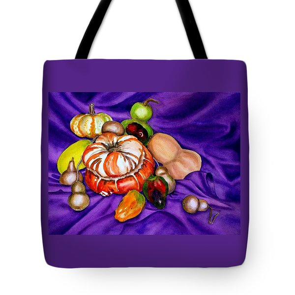 Autumn Bounty Tote Bag