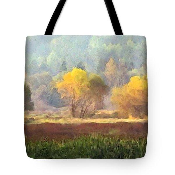 Autumn Bouquet Tote Bag