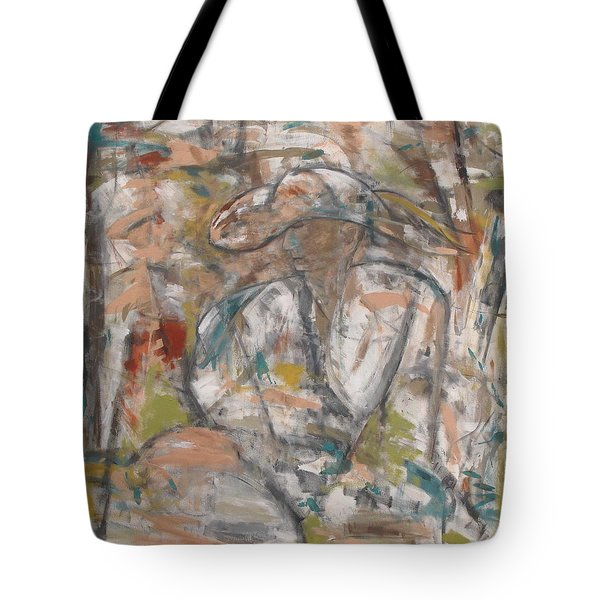 Autumn Breeze Tote Bag by Trish Toro
