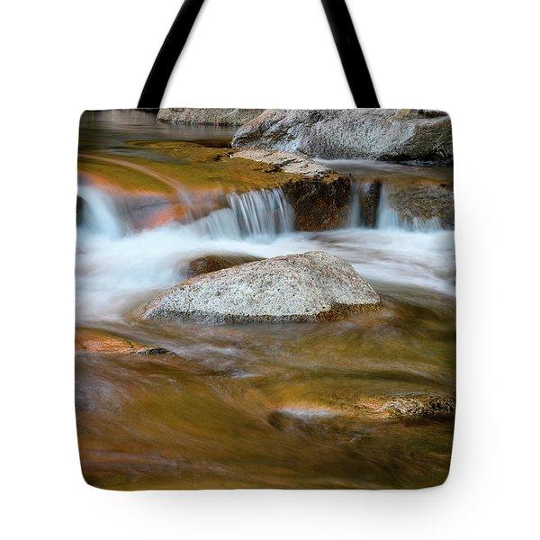 Autumn Cascade Nh Tote Bag