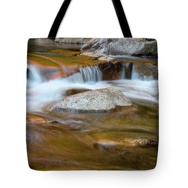 Autumn Cascade Nh Tote Bag