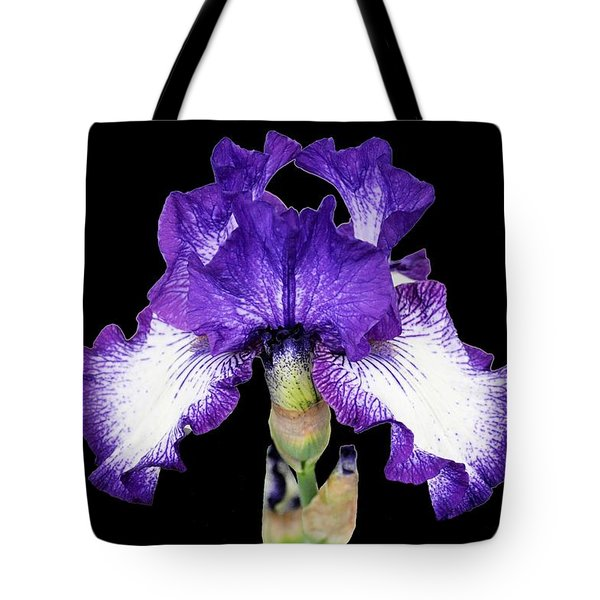 Autumn Circus Iris Tote Bag