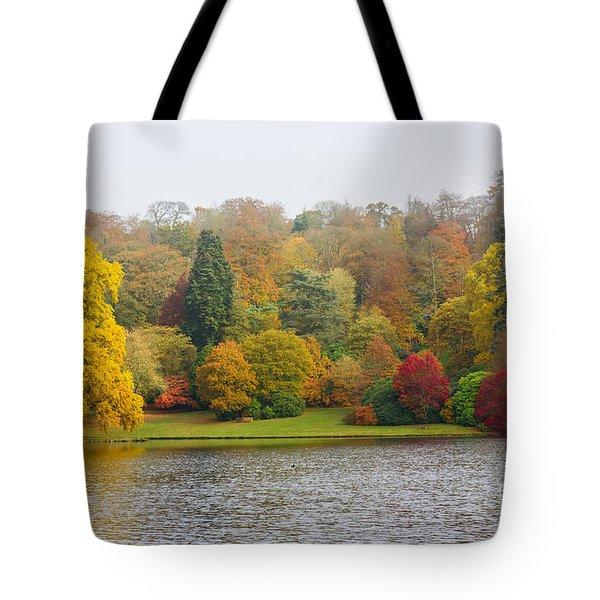 Autumn Colous Tote Bag